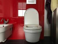 Bathroom toilet and bidet Catalano