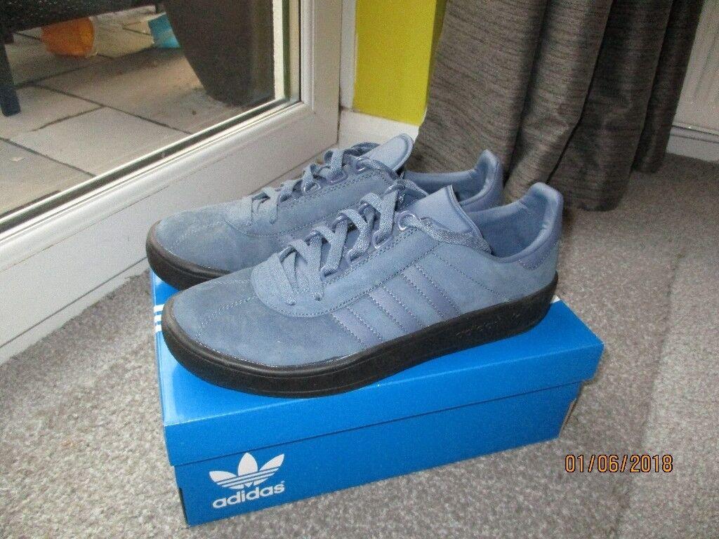 pretty nice f3599 83f87 Used and RARE - Adidas Chetcuti Trainers Size 9 - Adidas Originals with Box