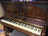 F Steinfeld Piano & Stool