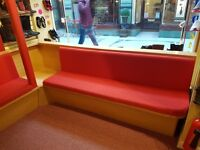 Free Bespoke Bench Seating, collection only on Sunday 22nd January
