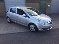 VAUXHALL CORSA 1.4 PETROL MOT JUNE 2017 5 DOOR SILVER CLEAN INSIDE AND OUT