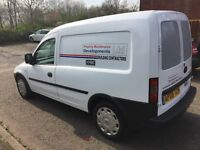 vauxhall combo CDTI 1.7 diesel 2008 Euro 4 ,116250 miles .2 owners