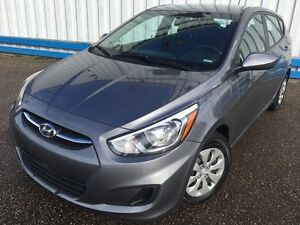 2015 Hyundai Accent GL Hatchback *HEATED SEATS*