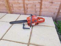 Husqvarna chainsaw, chain break issue