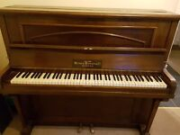 Upright Piano - Witton, Witton & Co. LONDON EST.1838