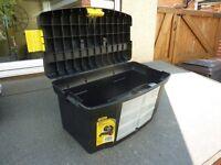 STANLEY toolbox.