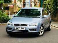 2006 FORD FOCUS 1.6*5 DOOR*11 SERVICE STAMPS*MOT TILL MAY 2019*EXCELLENT CONDITION INSIDE AND OUT*
