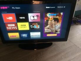 "46"" Samsung HD TV - excellent condition"