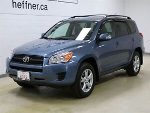 2012 Toyota RAV4 with Cruise Control