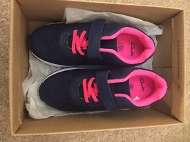 Brand new Clarks girls trainers 11 1/2 G