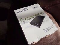 New Expansion Portable 1TB HD Sealed in Box USB 3