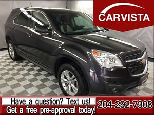 2014 Chevrolet Equinox LS FWD -SASK/MAN VEHICLE/NO ACCIDENTS-