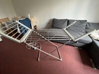 Heated Electric Indoor Clothes Airer