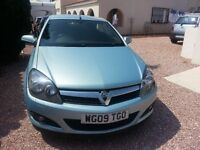 VAUXHALL ASTRA TWINTOP SPORT 1.8
