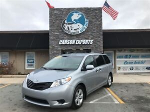 2014 Toyota Sienna LOOK 7 PASSENGER! FINANCING AVAILABLE!