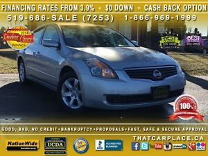 2008 Nissan Altima $53Wk-Heated Seats-Tow Pgk-Power Grp London Ontario image 1