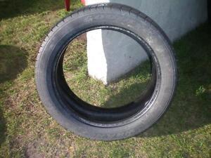 1 Goodyear Wrangler HP Tire * P245 50R20 102S * $30.00 .  M+S / All Season Tire ( used tire )