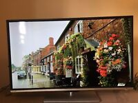 TOSHIBA 40L7355DB 40 Inch Full HD 1080P Smart 3D LED TV with Built-in Wi-Fi & DLNA