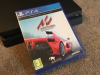 Playstation 4 PS4 Assetto Corsa game, boxed like new
