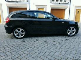 BMW 1 Series 2009 Black - Do Not Miss Out