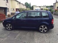 2004 Vw Touran 2.0 tdi 140bhp