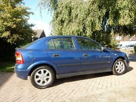 Vauxall Astra 1.6 Club 16V 5 door, 51 reg, for spares or repair