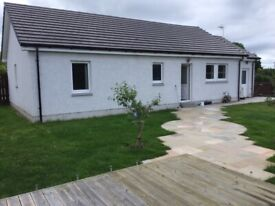 3 Bedroomed Detached Bungalow with Garage and large enclosed Garden offers over £230,000