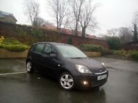 2007 Ford Fiesta 1.4 Tdci Zetec Climate £30 Road Tax Full Mot Nice Clean And Tidy Car in And Out