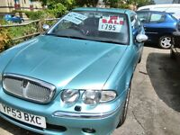 2003 ROVER 45 full MOT service history very tidy car inside and out