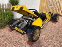 Kit car race car