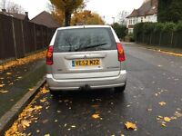 Mitsubishi space star mirage, diesel, family ca for sell, , MOT, drives well, cheap.