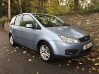 2004 (54) FORD FOCUS C MAX 1.8 ZETEC, JUST SERVICED AND CAMBELT REPLACED!