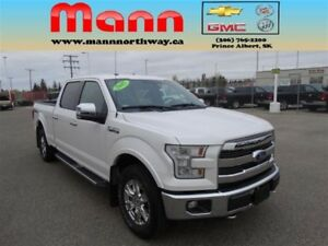 2015 Ford F-150 Lariat | PST paid, Leather, Navigation.