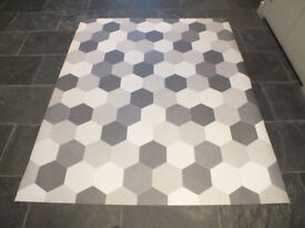 Vinyl Floor Covering, soft cushioned type