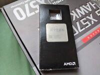 AMD Ryzen 2700X Eight core CPU