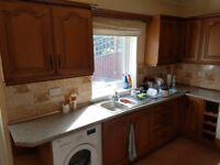 Fully fitted kitchen including all cabinets, excellent condition!!!