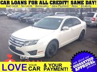 2011 Ford Fusion SEL * POWER ROOF * POWER SEATS * LOW KMS