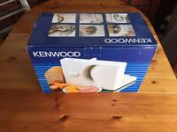 Kenwood sl250 food slicer
