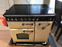 Rangemaster Classic Delux 90 electric cooker - Full working order