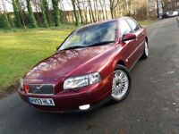 Volvo s80 2.4 v6 automatic top of the range hpi clear mercedes saab bmw audi lexus vw
