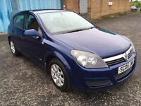 2005 Vauxhall ASTRA sxi 1.7 cdti , mot - May 2018 , only 88,000 miles,full service history,focus