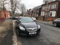 Vauxhall insignia 2012 eco flex in good conditions inside,outside