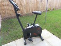 York Fitness exercise bike.