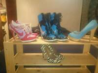 High heels bundle