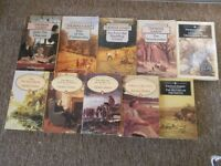 Collection of 10 Thomas Hardy books