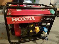 Honda Electricity Generator 6.5kva