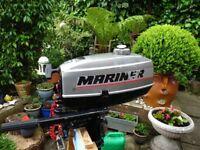 Mariner 3.3 2 stroke long shaft outboard motor