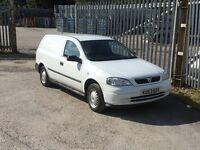 Vauxhall Astra Van 1.7 CDTI 12 Month MOT Low Mileage Parking Sensors