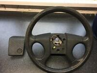 VW mk2 golf steering wheel