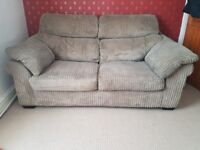 3 seater DFS sofa bed, perfect condition